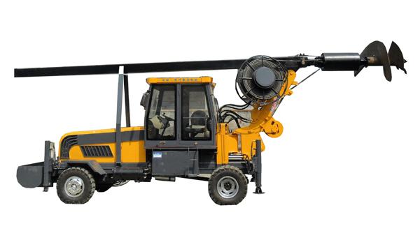 小型旋挖机价格是多少